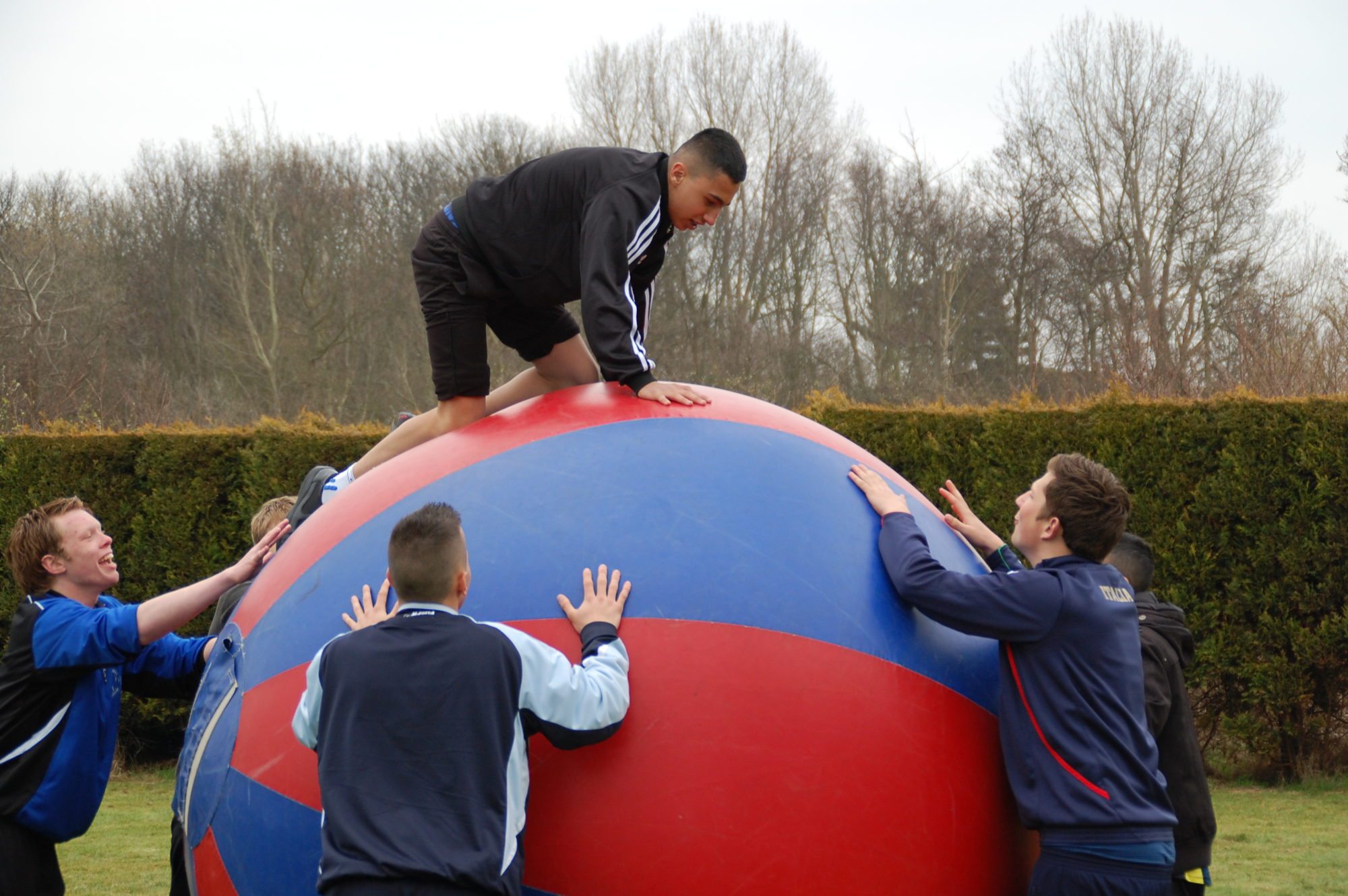Teambuilding voetbal trainingskamp